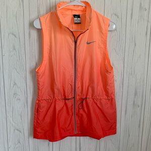 Nike Dri-Fit Gradient Windbreaker Running Vest